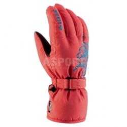 Rękawice narciarskie, damskie, wodoodporne, ocieplane MALLOW 30 Viking