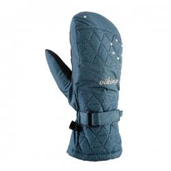 Damskie rękawice zimowe ŁAPKI z kryształkami MIRABEL MITTEN 70 Viking