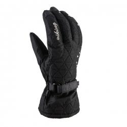 Damskie rękawice zimowe z kryształkami MIRABEL 09 Viking