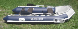 Ponton 6-osobowy P380 380x174cm Polska Produkcja Wats