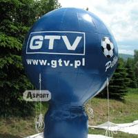 Balon reklamowy Gamma 4m Wats