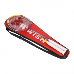 Zestaw rakiet do badmintona 2szt. ALUMTEC 366K WISH